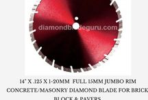 Contractor Supply / Contractor supplies diamond blades