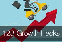 Growth Hacking / Growth hacking start-ups, growth hacks, growth hacking tools, growth hacking marketing