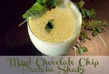 Healthy SMOOTHIE Recipes / Healthy smoothie recipes in a variety of flavors that are delicious, quick and easy-to-make.