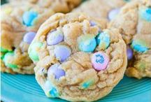 Cookie recipes and tips / by Tiana T