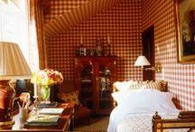 Beautiful Interiors - Bedrooms / by Carol Farrow