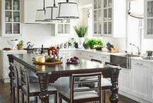Beautiful Interiors - Kitchens / by Carol Farrow