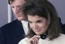Jackie O as Mrs. Kennedy / by Carol Farrow