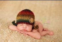 New born knits ... / by Eleanor Rawinia Kapare Pare Tuhi ...