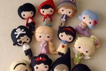 Dolly / Sewing & make doll