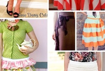 DIY Clothes / I'll attempt to make these clothes someday! / by Heather Pelfrey