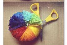 Kid's Crafts / by June Saner Rueger