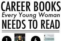 Books Worth Reading / Certified Career Coach Hallie Crawford offers solid career advice, job search tips and more through her blog - visit it now!  http://www.halliecrawford.com/career-blog/