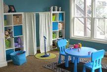 Kid's Spaces / by June Saner Rueger