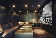 My Palace: Theatre Room / by Casey Gilbey