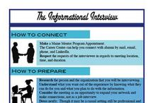 Informational Interviews / Hallie Crawford, certified career coach offers group and individual career coaching beginning with a one-hour consultation, expanding to monthly programs, which include two to three coaching sessions, supporting materials and tools, and unlimited access to your career coach between sessions. Coaching is conducted over the phone or virtually using video conferencing tools such as Skype and GoToMeeting. Learn more: http://halliecrawford.com