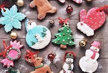 ✿ Christmas ✿ / #christmas decorations #christmas mood