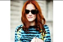 Alexa and Other It Girls - Taylor Tomasi Hill / by Carol Farrow