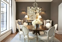 Dinning Rooms / by Alixandria Layne