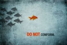 Nonconformist / by Carol Diane