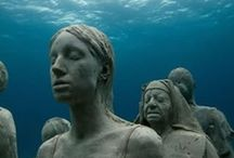 Statues  / by Jill Stephens