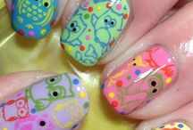 Creative Nails / by Jill Stephens