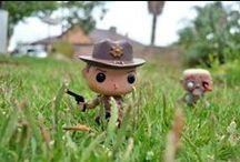 The Walking Dead  / by Jill Stephens