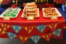 BOYS BIRTHDAYS / Birthday party ideas for boys, boys party themes, boys party food, table settings for boys parties and decor, gifts and party bags for little boys to celebrate their birthday in style. Boys party themes and ideas. Tips for a stress free kids birthday party. How to those the perfect kids party.
