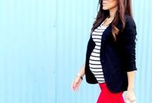 MATERNITY FASHION / Maternity fashion, post-pregnancy dressing and new mum style. How to dress when pregnant, ways to keep your style when having a baby, months of style and advice. Dressing as a new mum. The mum uniform.
