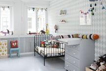 BOYS BEDROOMS / Boys Bedroom themes, ideas and buys for toddlers and kids. Create a stylish, fun and cool bedroom for boys. Boys bedroom furniture, wall decorations, bedding and themes for the perfect boys room.