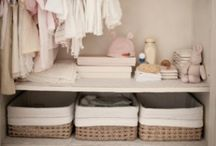 BETTER STORAGE: CLOTHES / Make use of that space. Storage ideas for kids be babies to keep their clothes, shoes and accessories in order. Keeping kids clothes tidy - storage and wardrobe tips and advice for children's rooms.