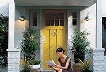 Doors / by June Saner Rueger