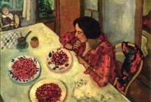 Art - Marc Chagall / by Carol Farrow