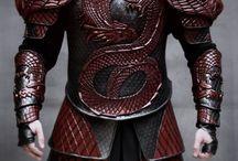 LARP Leather Armors / Awesome LARP armor