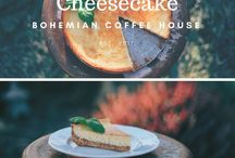 Homemade Baked Goods, Cakes & Pies / Purely homemade cakes & pies including cheesecake, carrot cake, strudel or tiramisu prepared and baked exclusively from local ingredients from Czech local suppliers of apples, butter, curd, chocolate, jams, and, of course, Bohemian love.