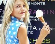 """Le Greche! / Le Greche! Hands down the best gelato in downtown Athens!Summer.In.Greece. If that doesn't spell gelato, nothing does. Searching for the most authentic gelato in Athens? Look no more! Meet """"Le Greche""""!"""