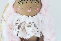Beautiful Handmade Toys / A collection of my favourite handmade and heirloom toys and dolls. The creators really deserve some recognition because these pieces are so stunning.