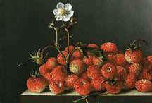 Paintings  Food & Flowers