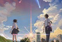 Your Name World / Kimi no Na wa | Taki & Mitsuha