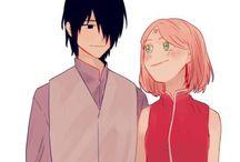 Sasuke | Sakura / SasuSaku