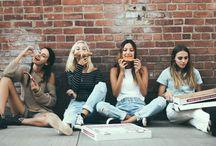 -FRIENDSHIP GOALS- / Joni Tamira Kate