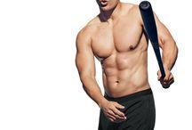 Hunks - Athletes: Baseball / Photo galleries dedicated to baseball players who I think are sexy.