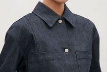MINIMALIST : denim / minimalist classic denim. chic minimalist style | minimalist style fashion | minimalist style clothing | classic minimalist style | minimalist outfits women | Scandinavian style | monochromatic fashion | style ideas for minimalists