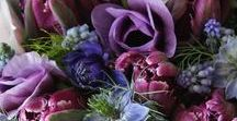 Décorations florales diverses [inspiration] / ... et encore quelques idées florales !