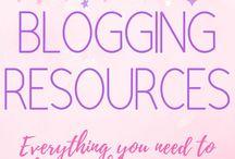 Blogger Pins