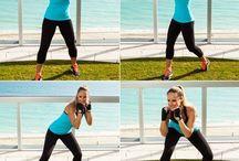 W O R K O U T S / fitness, workout routines