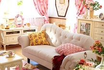 Gorgeous Home Ideas / by Rachel Whitworth