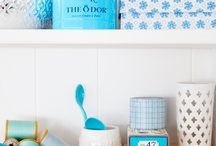 Pretty Storage / by Rachel Whitworth