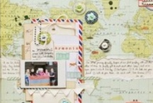 Scrapbook Inspiration / by Christina Connolly