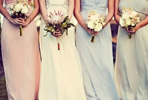 wedding florals  / by lindsay w