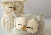Owls and Penguins / by Christina Connolly