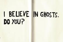Cemeteries & Ghostly stuff / by Carol