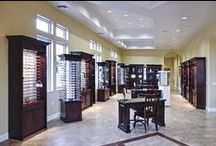 Display Styles / What's your style? Fashion Optical has a wide range of display styles to fit all needs. Start with a display style and change it to your liking – products come with a choice of surface options, hardware styles, and other customization.