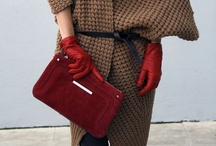 Fall / Winter Style / from falling leaves to snowy eaves... / by Lorie McCauley