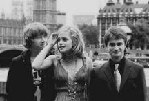 Famous Faces  / by Bonnie Bernard